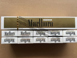 Cheap Marlboro Gold Short Cigarette Discount 6 Cartons