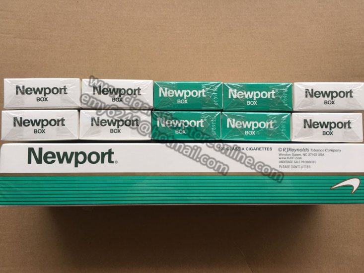 Newport Cigarettes Online with Free Shipping 10 Cartons - Click Image to Close