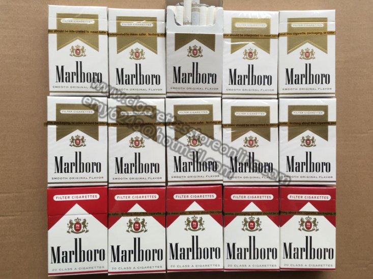 Cigarettes Marlboro online shipped