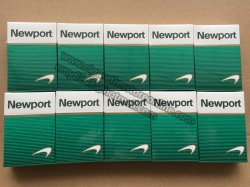 Cheap Newport King Size Cigarettes Wholesale 30 Cartons