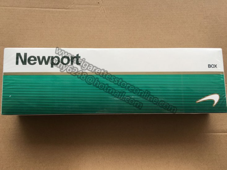 Discount Newport Menthol Cigarette Store 1 Carton - Click Image to Close