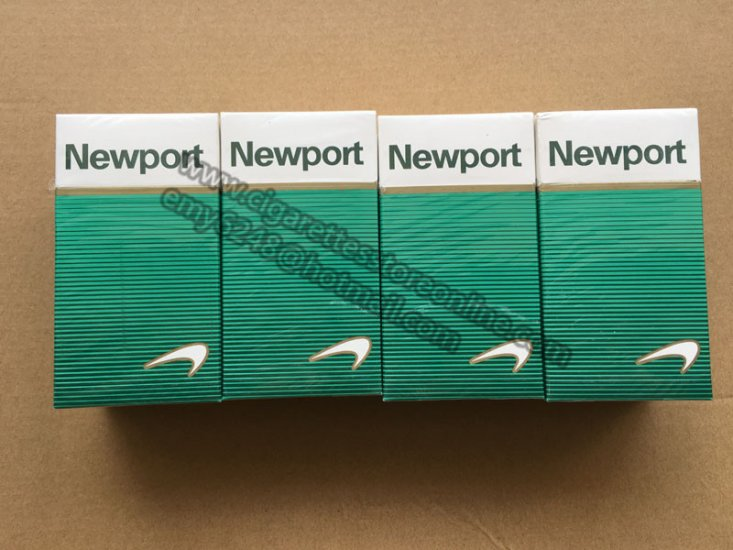 Cheap Newport 100s Cigarette Discount Store 3 Cartons - Click Image to Close