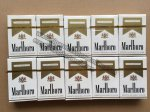 Cheap Tax-stamp Marlboro Gold Short Cigarettes 40 Cartons