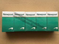 Discount Newport Box 100s Cigarette Store 6 Cartons