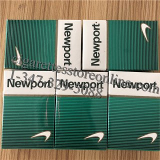 Online Newport Cigarette Store with Tax Stamps 6 Cartons