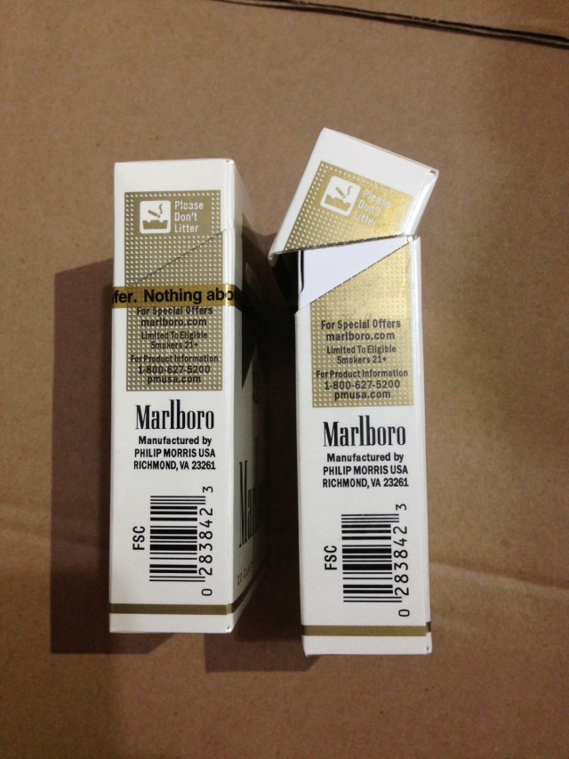 Marlboro Light Cigarette Store 50 Cartons [Marlboro ...