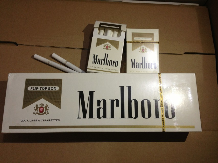 Davidoff cigarette NYC