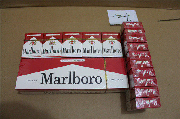 Buy Dunhill cigarettes in shop