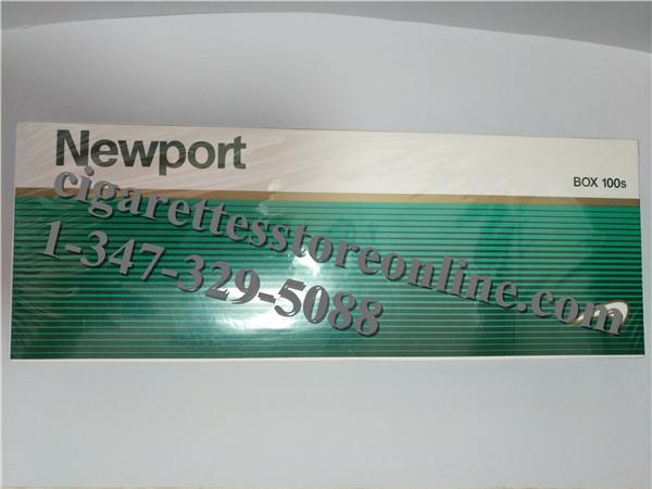 Duty-free Newport 100s Discount 30 Cartons [Newport Cigarettes 015